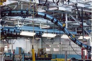 04015 I046 Fascia Line Conveyor System